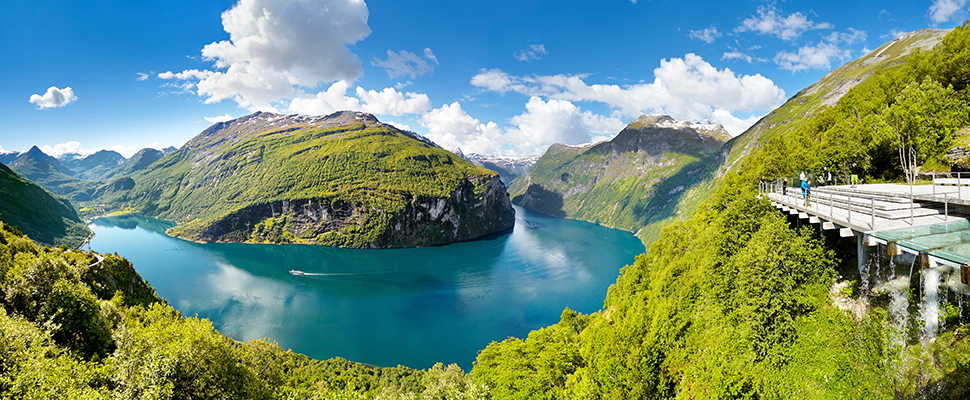 Norwegian Fjords with Celebrity