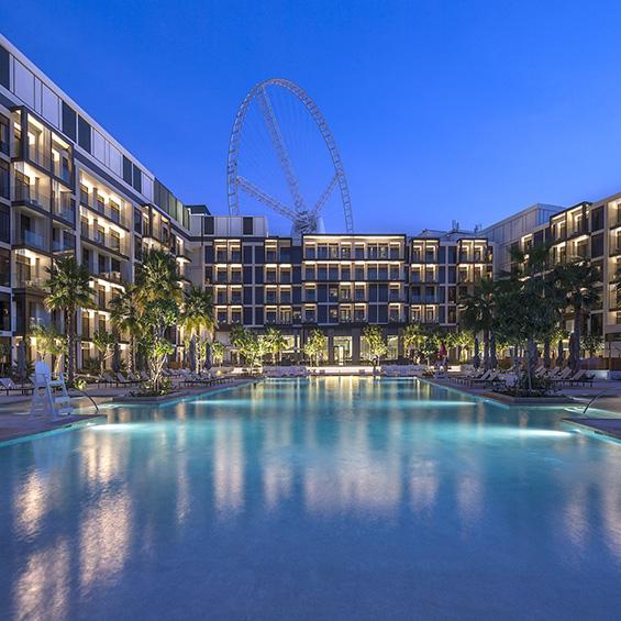 5* Caesars Resort Bluewaters Dubai