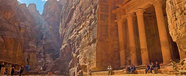 Jordan - A Land of Ancient Treasures & Empires