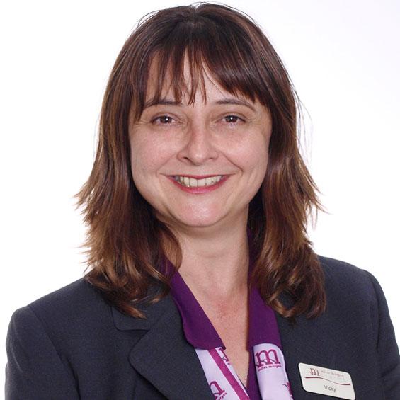 Vicky Gurney