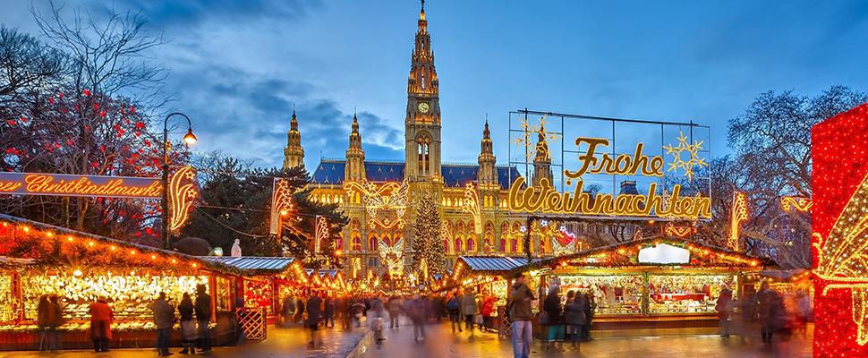 Iconic Christmas Markets