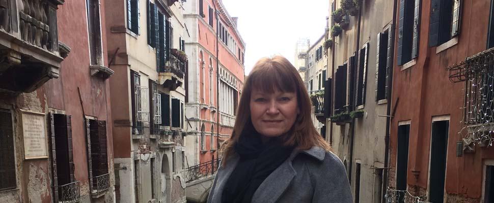 Eva in Venice