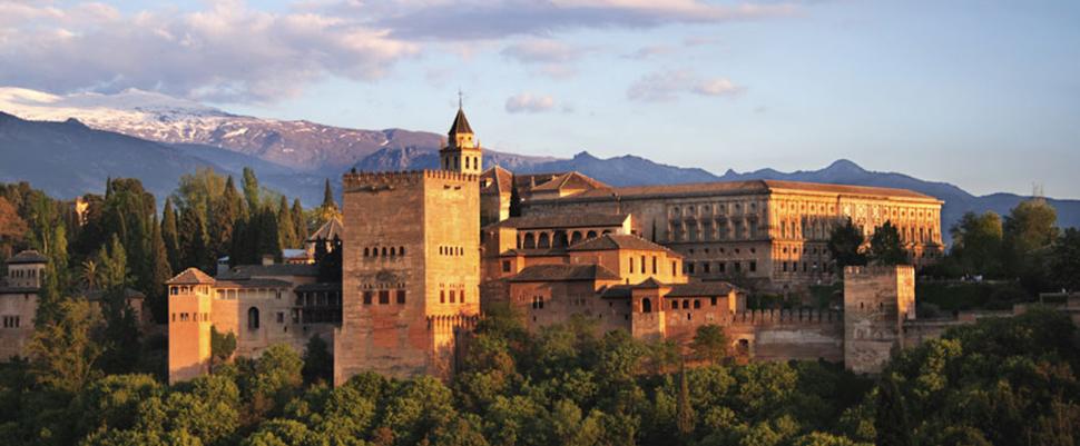 Andalucian Parador Experience