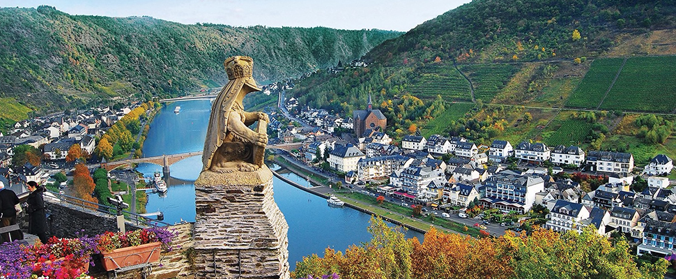 Vineyards of the Rhine & Moselle