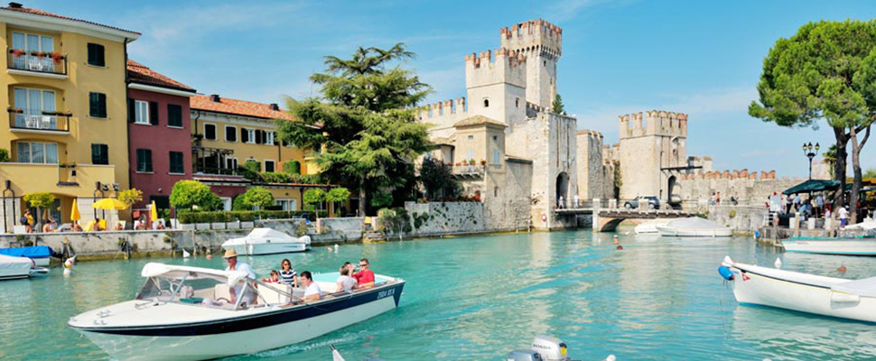 Sirmione on Lake Garda