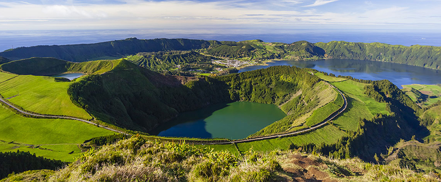 Scenic Landscapes of the Azores & Madeira