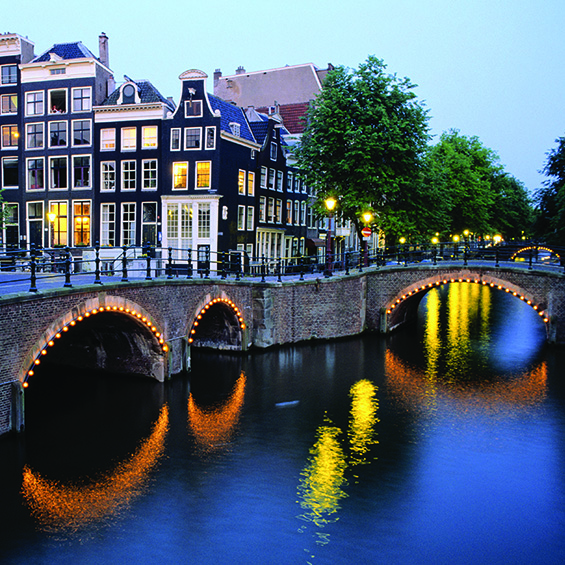 Netherlands & Belgium City Break