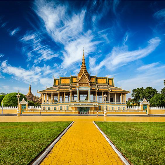Vietnam and Cambodia with Sam