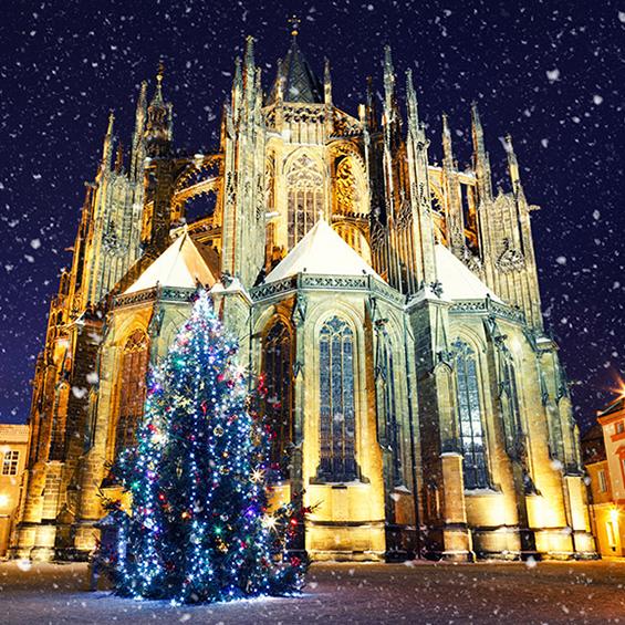 Christmas in Prague - Solo Tour