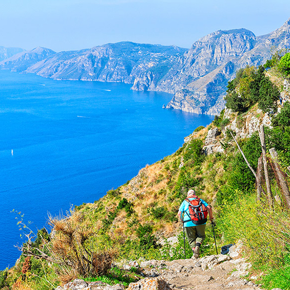 Walking the Amalfi Coast - Solo Tour
